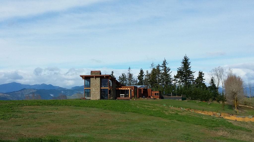 NZ Living Homes - Custom design house build
