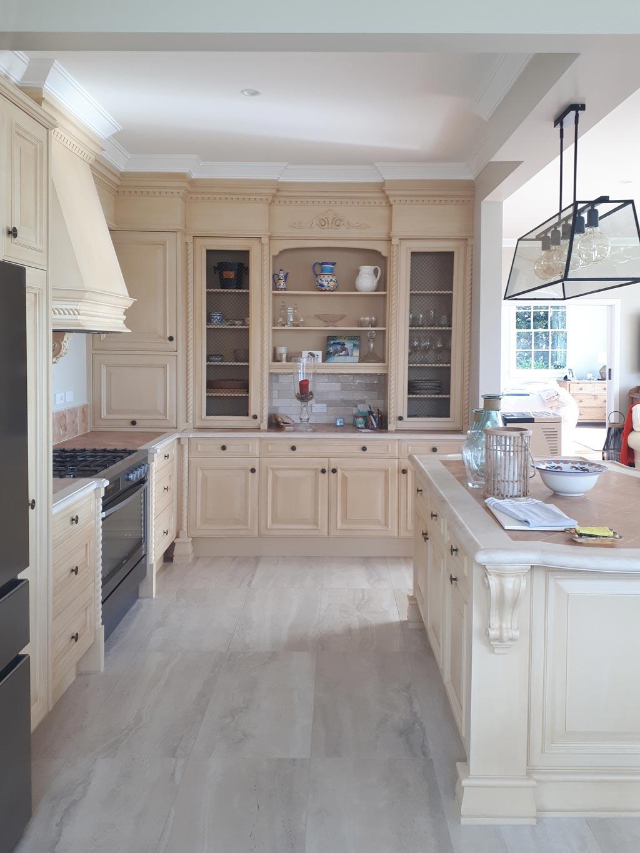 Nelson house alteration kitchen