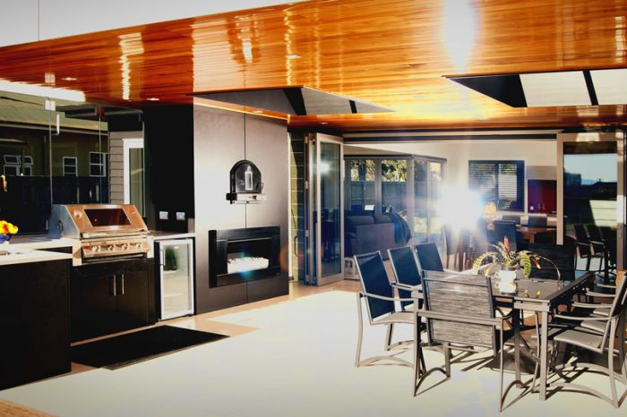 Home designed and built by NZ Living Homes