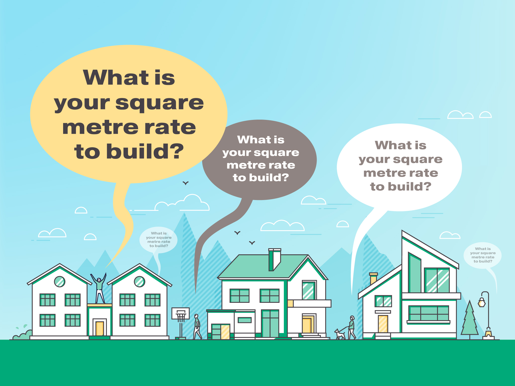 What is your square metre rate?